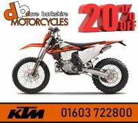 KTM 300 EXC TPI 2019 20% OFF RRP IN STOCK DEALS TO BE HAD!