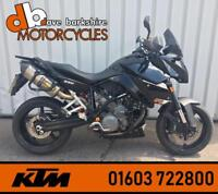 KTM 990 SMT BLACK ** 1 OWNER ** LUGGAGE ** ££££ EXTRA PARTS **