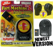 Fart Machine No. 2 - Wireless Remote Controlled ~ Newest Improved Model