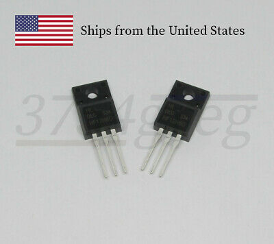 12n60 Hf12n60 N Channel Mosfet 2 Pack