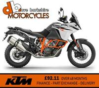 KTM 1090 ADVENTURE R £92.11 PER MONTH AMAZING DEALS