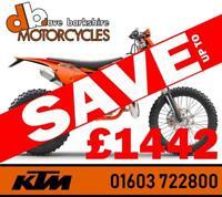 KTM 250 / 300 TPI 2019 SAVE UP TO £1442