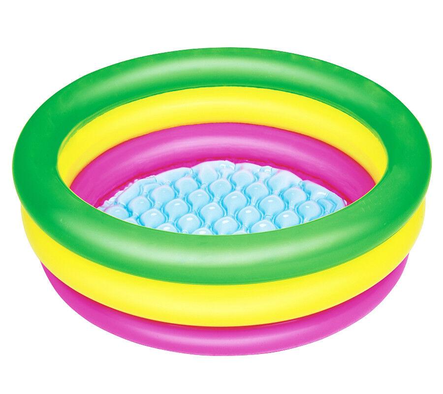 Bestway Babypool Swimmingpool Kinderpool Planschbecken Pool Schwimmbecken 51128