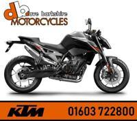 KTM 790 DUKE 0% FINANCE BRAND NEW ORANGE - BLACK