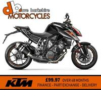 KTM 1290 SUPER DUKE R £99.97 PER MONTH HUGE SAVINGS