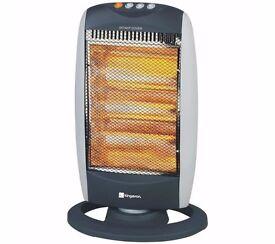 Kingavon Oscillating Halogen Heater