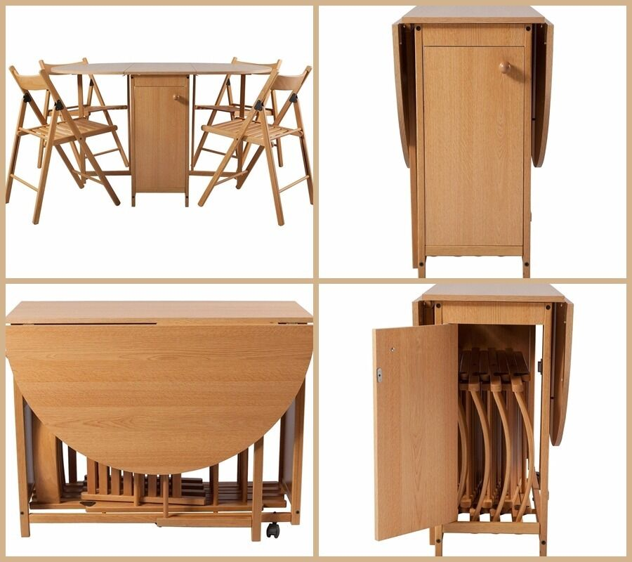 Argos Oak Dining Table And Chairs: ARGOS HOME Butterfly Oak Oval Dining Table And 4 Chairs