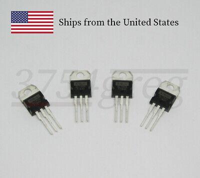 7805 L7805 L7805cv - 5 Volt Regulator - 1 Amp - 2 Brand Availability - 4 Pack