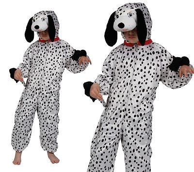 Dalmatiner Kinder Kostüm Kostüm Welpe Overall Alter 3/13