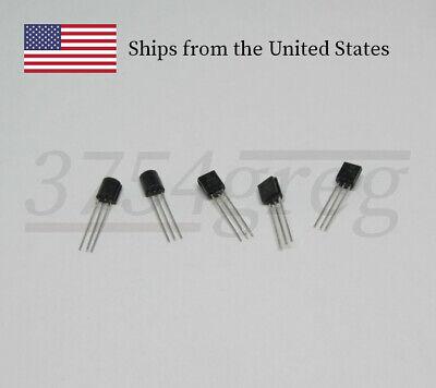 50pcs 25 paires de 2SA733 /& 2SC945 A733//C945 TO-92 Audio Transistor USA Vendeur