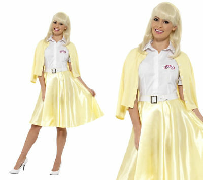 Adult Grease Good Sandy Costume Pink Ladies 50s - Sandy Grease Outfit