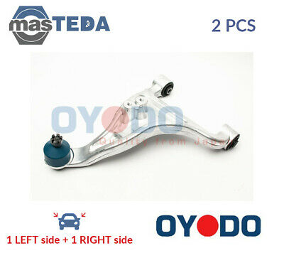 2x OYODO REAR UPPER LH RH TRACK CONTROL ARM PAIR 90Z1026-OYO P NEW