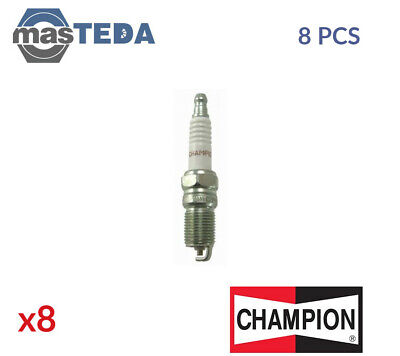 8x CHAMPION ENGINE SPARK PLUG SET PLUGS CCH401 P NEW OE REPLACEMENT