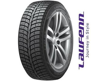 Laufenn I FIT ICE P195/65R15 Studdable Dedicated Winter Tire Prince George British Columbia Preview