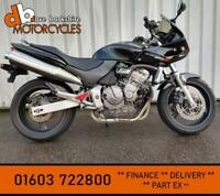 Honda CB 600-F BLACK - ** FSH - LOW MILES - 2001 **