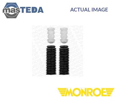 shock absorber Rear Axle MONROE PK014 Dust Cover Kit