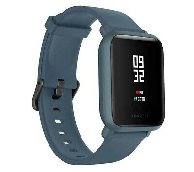 "Xiaomi Amazfit Bip Lite Azul Smartwatch Podómetro Deporte 1.28"" Garantía 2 años"