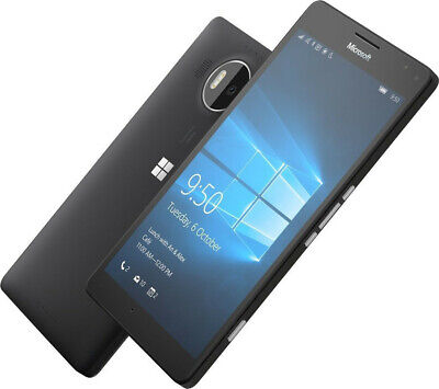 Nokia Microsoft Lumia 950 XL Dual Sim 32GB RM-1116 GSM Windows Smartphone 5.7in