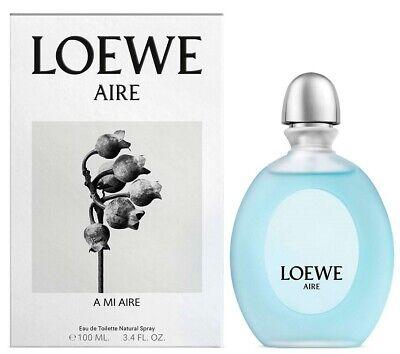 A MI AIRE * Loewe 3.4 oz / 100 ml EDT Women Perfume Spray