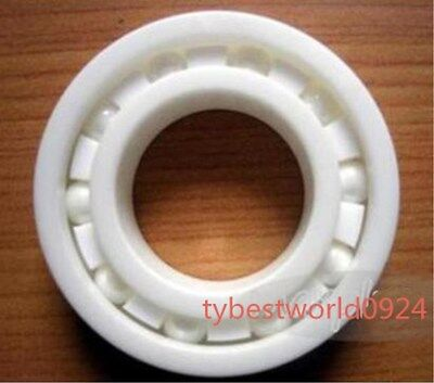 1pc Mr104 Full Complement Ceramic Zro2 Ball Bearing Bearings 4mm X 10mm X 3mm