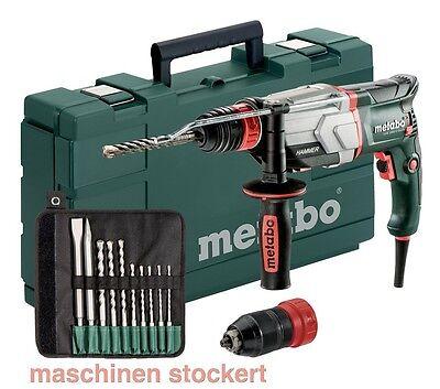 Metabo UHE 2660-2 Multihammer Quick Set Nennaufnahme 800W inkl. 10-tlg. Zubehör