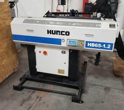 Hurco Hb65-1.2 Magazine Type Bar Feeder - New 2008