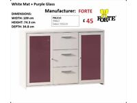 BRAND NEW CHEST OF DRAWER SALE 120cm WIDE MODERN COLLECTION OR DELIVERY