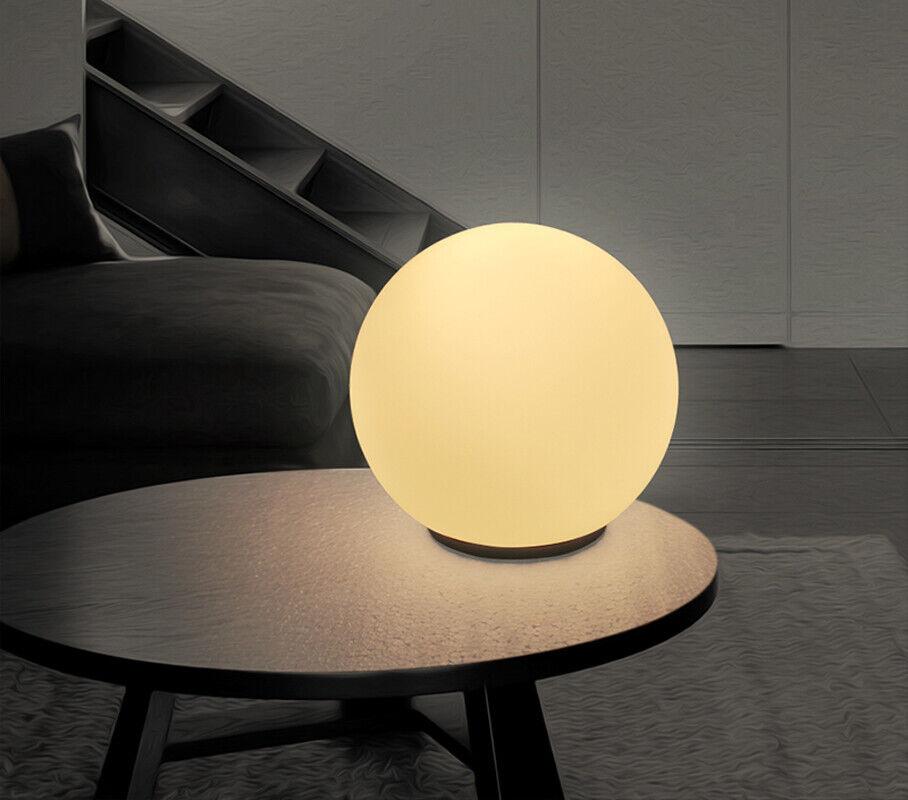 Minimalism Simple Ball Globe Glass Shade Lamp Round Light