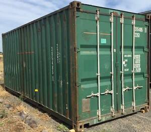20' Used Shipping Container delivered to Mt Gambier $2500ex Mount Gambier Grant Area Preview