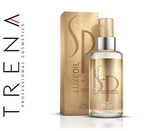 WELLA SP Luxe Oil Delicate Reconstructive Elixir 100 ml