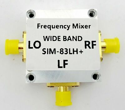 Mini-circuits Double Balanced Mixer Sim-83lh 8ghz With Cnc Case