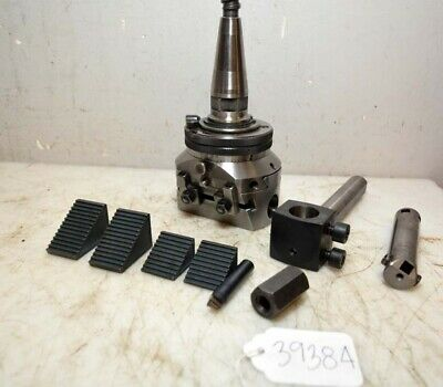 Wohlhaupter Boring Head With Moore Taper Inv 39384