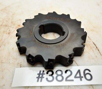 Ingersoll Shell Mill Cutter 56j2a0412r01 Inv.38246