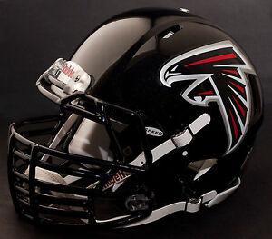 Riddell Atlanta Falcons Authentic Full Size Helmet