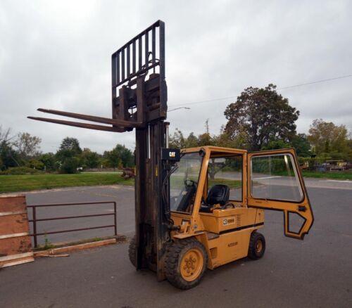 Caterpilliar, 6000 Lb. Cap. Forklift( Inv 38927)