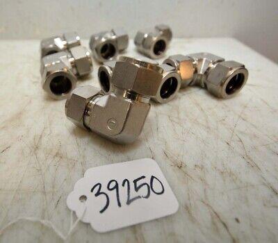 Swagelok Tube Elbows 7 Pieces Inv 39250