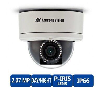 Arecont Vision Av2255pmir-sh Heater Sd Card Slot