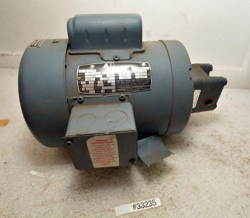 Delta Power 1/2 HP Hydraulic Motor and Pump (Inv.33235)