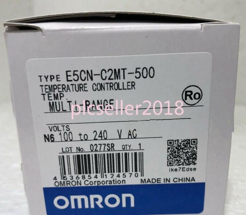 1PC Brand New Omron E5CN-C2MT-500 AC100-240 Temperature Controller #RS02