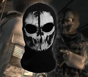 Call of Duty Ghosts Cod Thomas A Merrick's Skull Mask ...