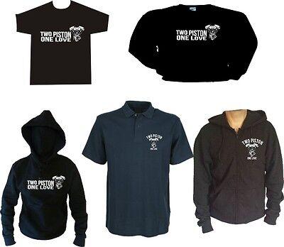 T-Shirt Kapu Hoodie für biker rocker motorradfahrer Modell - Motorrad Fahrer Kostüme