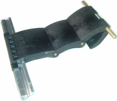 77mm Profile 3 SEG Roller Garage Door Security Locking Strap Auto-Lock Bracket