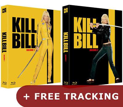 Kill Bill: Vol. 1 & 2 - Blu-ray w/ Slipcover