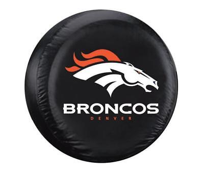 Nfl Spare Tire Cover - Denver Broncos Large Tire Cover [NEW] NFL Truck Lg Spare Vinyl Hitch