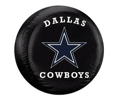 Nfl Spare Tire Cover - Dallas Cowboys Large Tire Cover [NEW] NFL Truck Lg Spare Vinyl Hitch