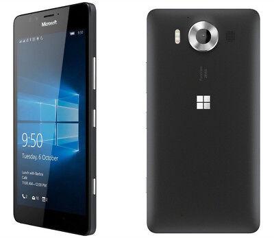 Microsoft Nokia Lumia 950 32Gb  Factory Unlocked  5 2 Windows Phone Usa