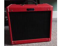 "Fender Blues Junior III limited edition ""Red October"" guitar amplifier"