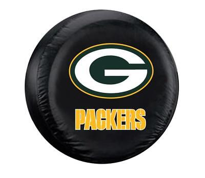 Nfl Spare Tire Cover - Green Bay Packers Large Tire Cover [NEW] NFL Truck Lg Spare Vinyl Hitch