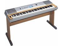 Yamaha dgx 630 portable grand piano