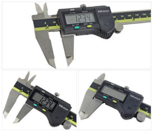2019 New Mitutoyo Caliper 500-196-20/30 150mm Absolute Digital Digimatic Vernier